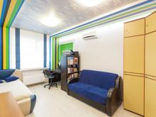 Квартира «Стильный черный», детская . Фото № 31937, автор Евсеева Алена