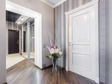 Квартира «Стильный черный», холл . Фото № 31940, автор Евсеева Алена