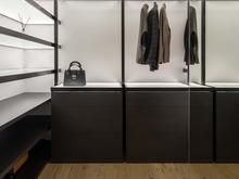Квартира «S067», гардеробная . Фото № 31954, автор Yousupova