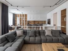 Квартира «S067», гостиная . Фото № 31951, автор Yousupova