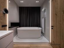 Квартира «S067», ванная . Фото № 31953, автор Yousupova