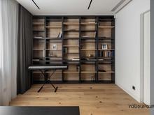 Квартира «S067», кабинет . Фото № 31955, автор Yousupova