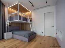 Квартира «S067», детская . Фото № 31958, автор Yousupova