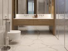 Квартира «Квартира в европейском стиле», ванная . Фото № 32088, автор Агапова Марина
