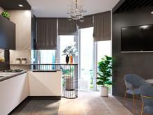 Квартира «Квартира на Вильямса», кухня . Фото № 32116, автор ViO-design Мастерская дизайна