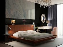 Квартира «Квартира на Вильямса», спальня . Фото № 32117, автор ViO-design Мастерская дизайна