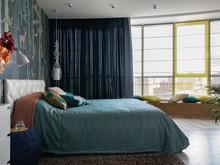 Квартира «Квартира в ЖК Антарес», спальня . Фото № 32134