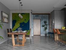 Квартира «Квартира в ЖК Антарес», гостиная . Фото № 32133