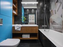 Квартира «Яркая Квартира в ЖК Арбатский», ванная . Фото № 32139