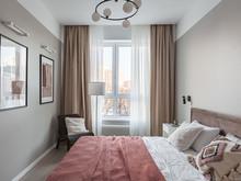 Квартира «Мантулинская», спальня . Фото № 32171, автор Mediana Interiors дизайн-бюро