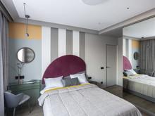 Квартира «Цветом как звуком», спальня . Фото № 32184, автор TerraDiz студия дизайна