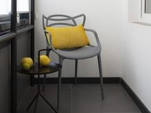 Квартира «Цветом как звуком», веранда лоджия . Фото № 32189, автор TerraDiz студия дизайна