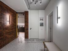 Квартира «URBAN LIGHT», прихожая . Фото № 32196, автор Сытник Евгения