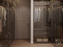 Квартира «Дизайн-проект квартиры, ЖК Зиларт», гардеробная . Фото № 32201, автор Декотренд