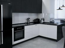 Квартира «Современный стиль», кухня . Фото № 32227, автор Забелина Наталья