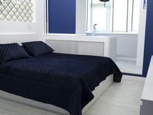 Квартира «Современный стиль», спальня . Фото № 32231, автор Забелина Наталья
