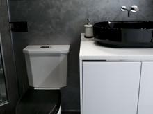 Квартира «Современный стиль», ванная . Фото № 32228, автор Забелина Наталья