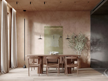 Квартира «Nature contrast», столовая . Фото № 32323, автор Сидорова Маргарита