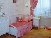 Квартира «», детская . Фото № 3743, автор Финогенова Виктория