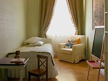 Квартира «», детская . Фото № 3757, автор Ситникова Жюльетта, Хромов Андрей, Henry Bloom
