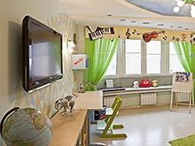Квартира «», детская . Фото № 3884, автор Некрасова Ольга