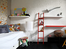 Квартира «», детская . Фото № 3910, автор Андрихова Вероника