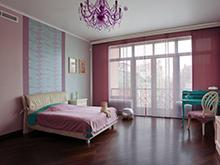 Квартира «», детская . Фото № 3962, автор Дышлова Наталья