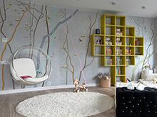 Квартира «», детская . Фото № 4004, автор Семенихина Светлана
