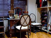 Квартира «», гардеробная . Фото № 4544, автор Треугольник