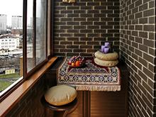Квартира «», веранда лоджия . Фото № 5320, автор Ивашкова Ирина