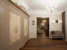 Квартира «», гардеробная . Фото № 5607, автор Кисель Марина