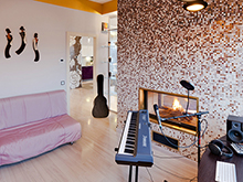 Квартира «», музыкальная комната . Фото № 10188, автор А5 Фонтанка