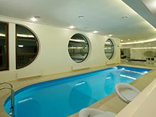 Фото бассейн Квартира