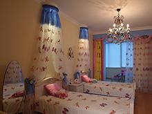 Квартира «», детская . Фото № 2794, автор Линия 8 LINE8
