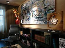 Квартира «», кабинет . Фото № 14953, автор Гисич Марина