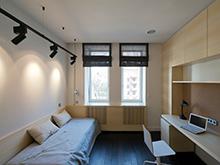 Квартира «», кабинет . Фото № 15179, автор ГИКАЛО КУПЦОВ АРХИТЕКТОРЫ  Architects