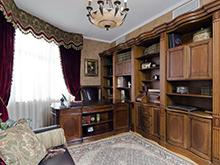 Квартира «», кабинет . Фото № 15304, автор Фарносова Наталья