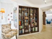 Квартира «», библиотека . Фото № 19359, автор Старикова Ольга