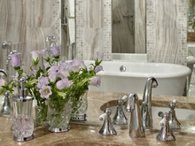 интерьер ванной, Галерея Фрейман