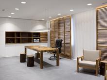 интерьер кабинета, Ryntovt Design