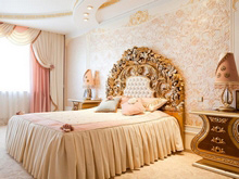 интерьер спальни, Баранова Юлия