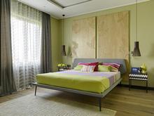 интерьер спальни, Косова Юлия