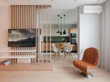 интерьер гостиной, ANC Concept concept