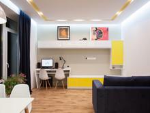 дизайн квартир TABOORET Interiors Lab
