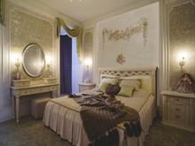 интерьер спальни, Дизайн-бюро Натальи