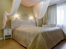 интерьер спальни, Чернышева Карина