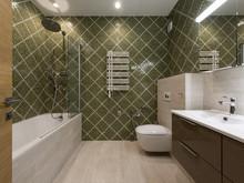интерьер ванной, Archconcept