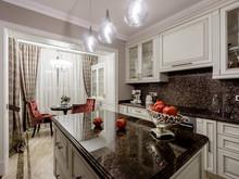 интерьер кухни, Harmony Interiors