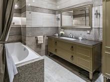 интерьер ванной, Harmony Interiors
