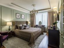 интерьер спальни, Harmony Interiors